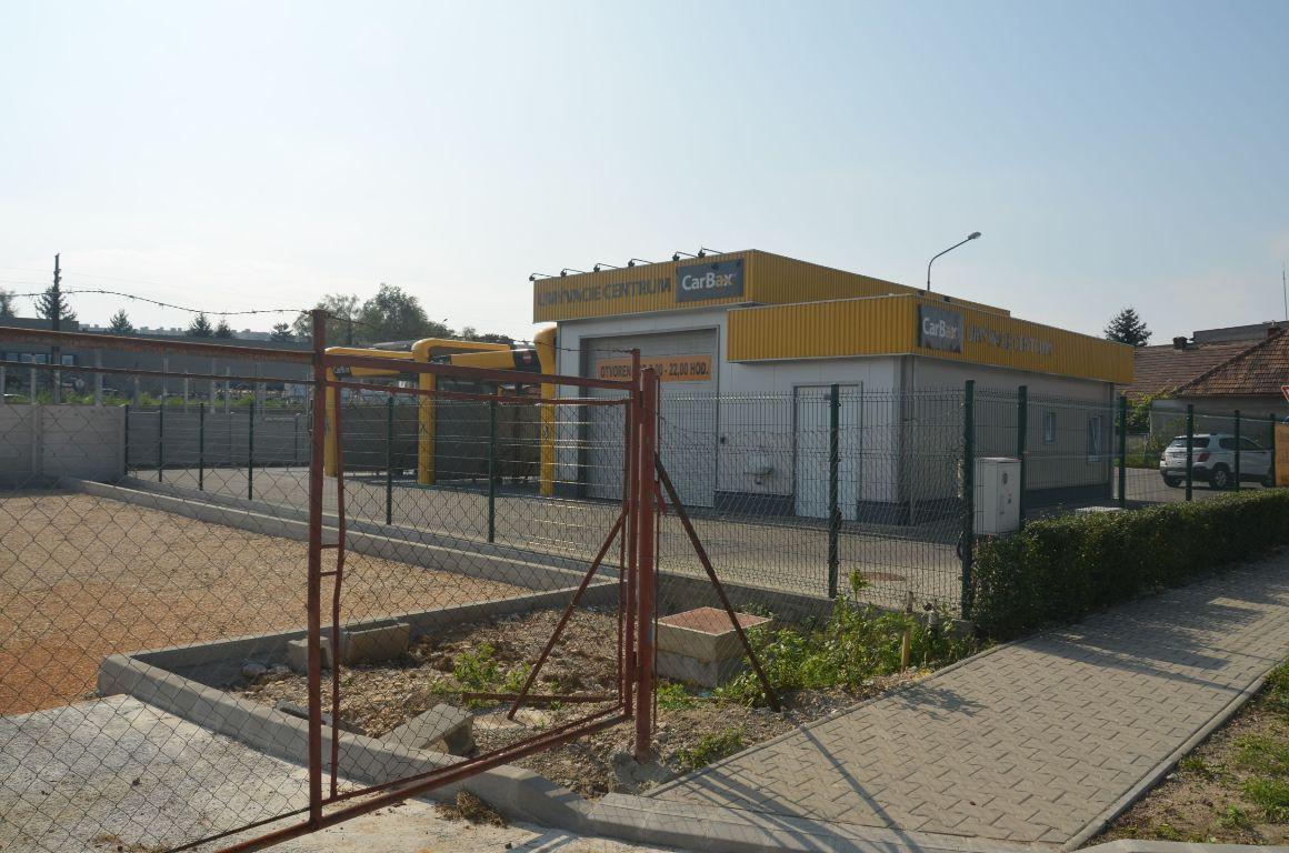 Autoumyváreň CarBax Nitra-Mlynárce 3