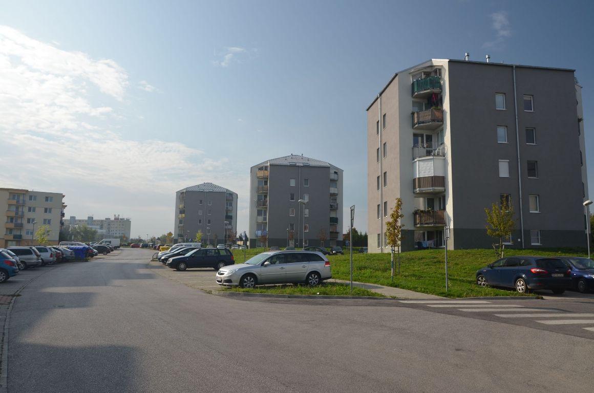Bytové domy sídlisko Nitra-Diely 3