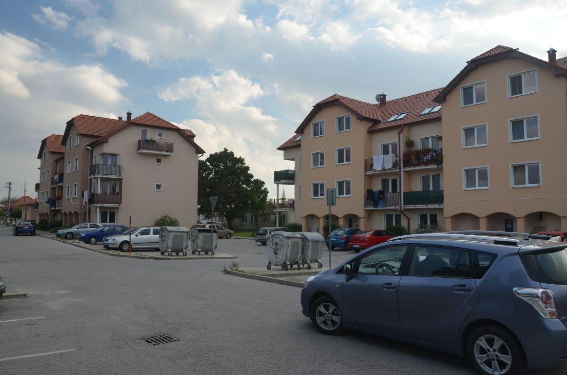 Bytové domy Nové Sady 1