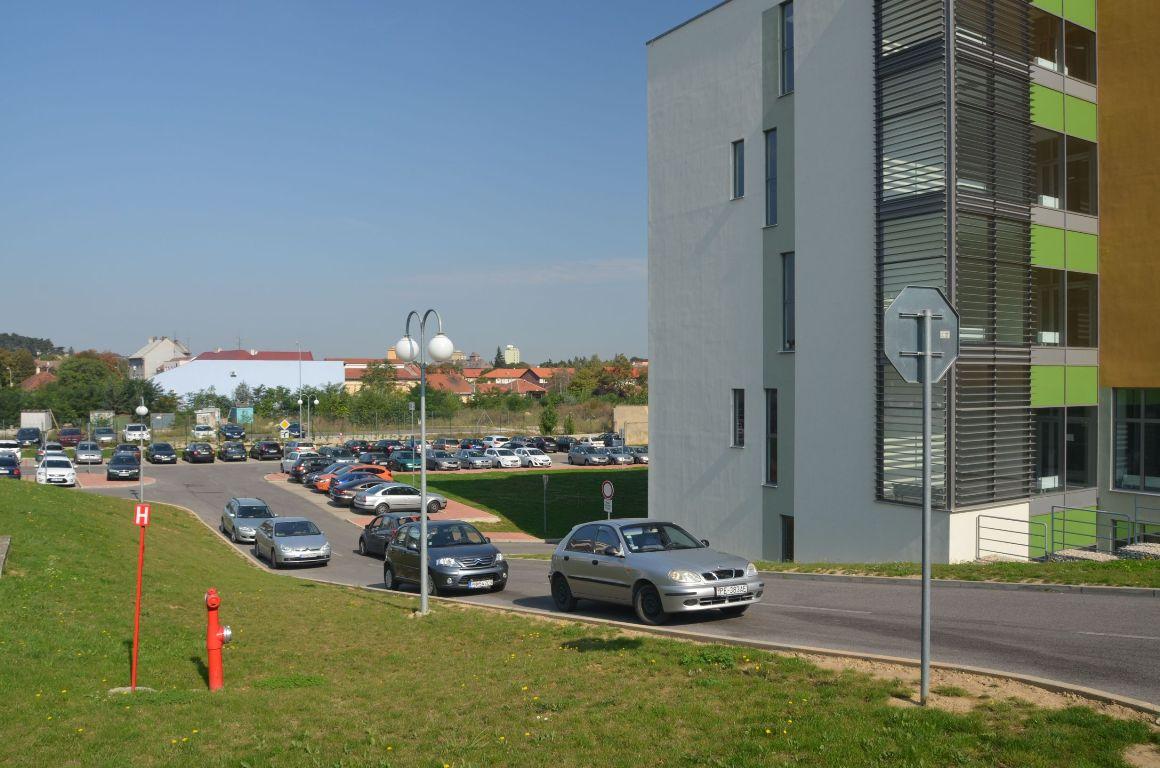 Liečebný pavilón, Fakultná nemocnica Nitra 4