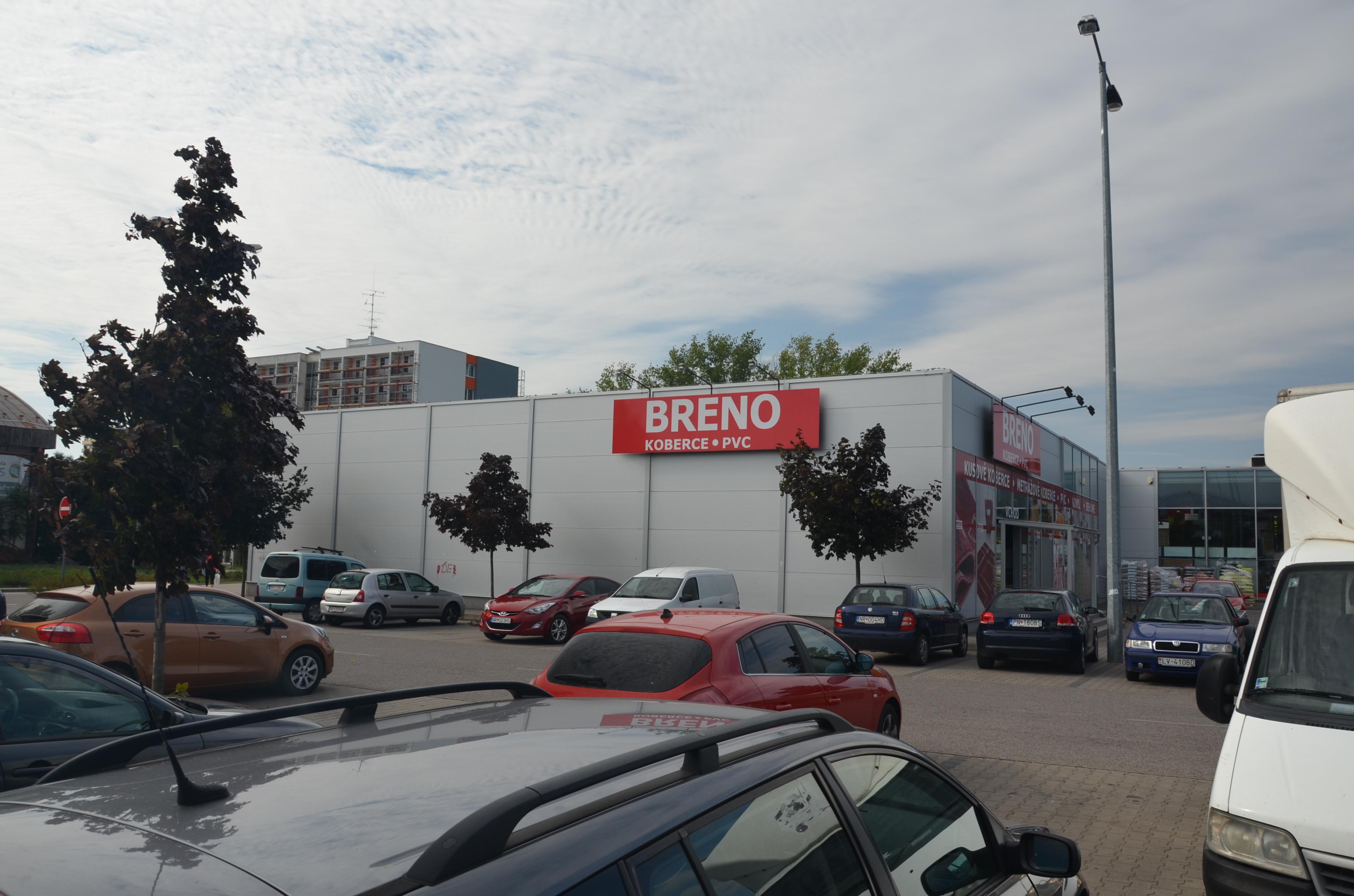 Obchodné centrum Nitra-Chrenová 2