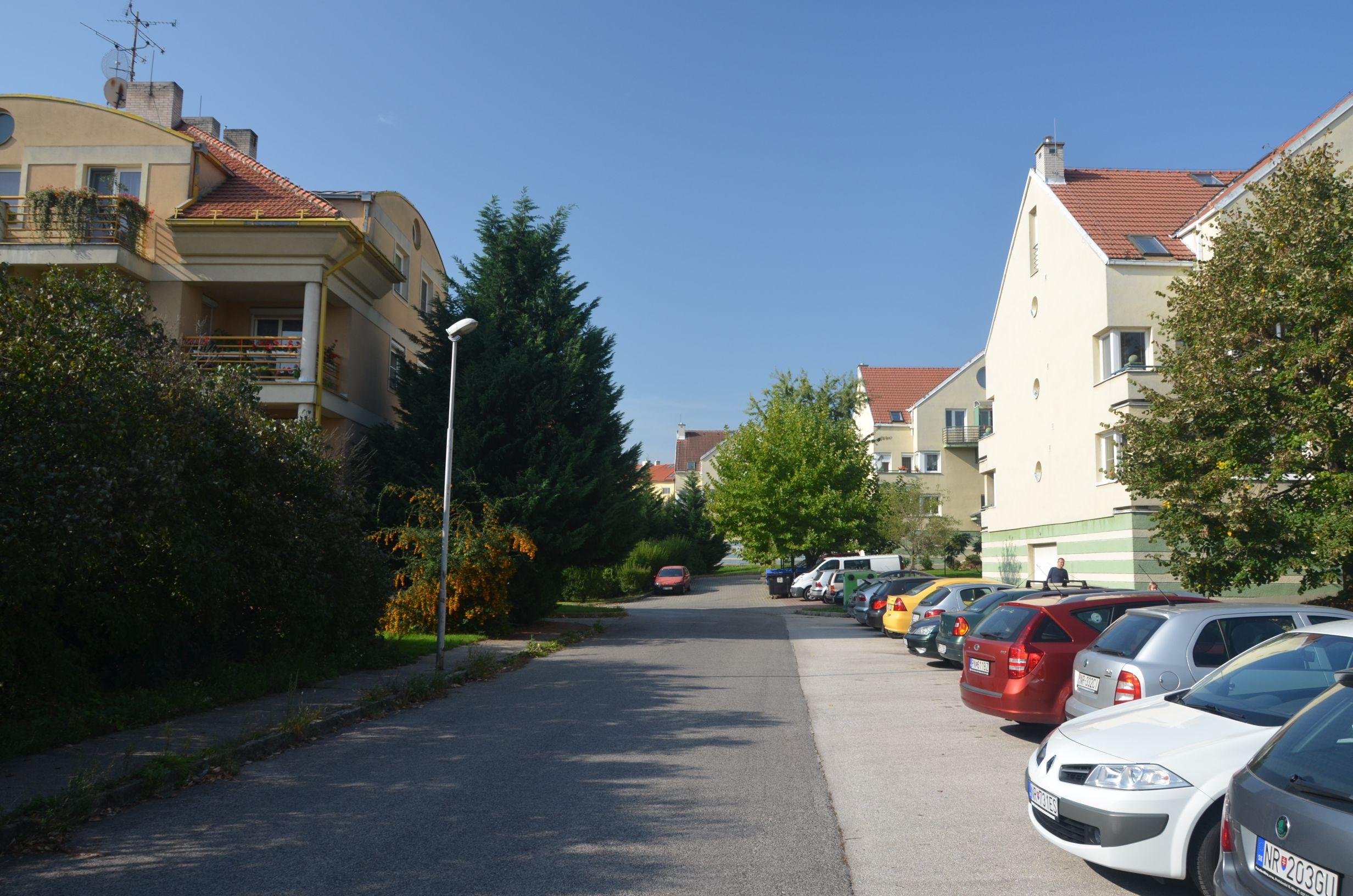 Obytná skupina Nitra-Čermáň 2
