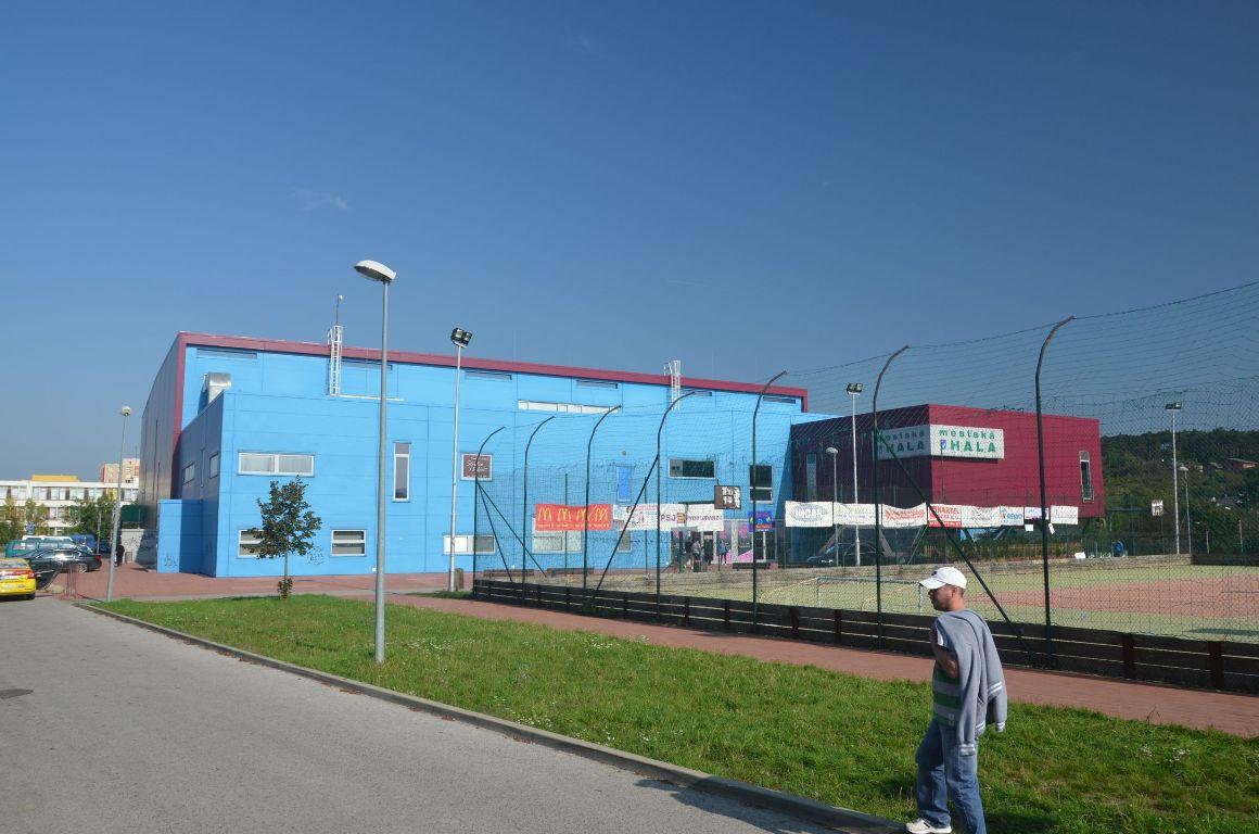 Mestská športová hala Nitra-Klokočina 3