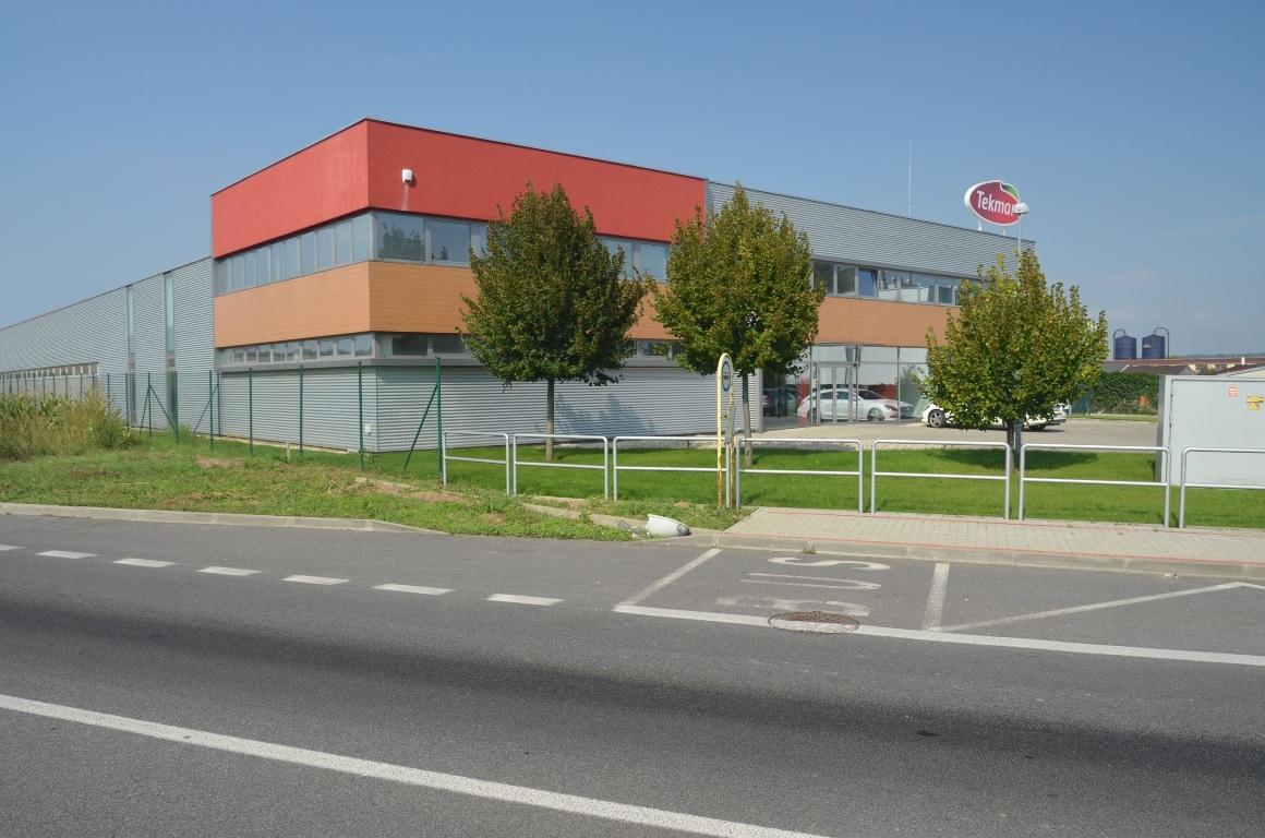 Závod Tekmar, priemyselný park Lužianky 2