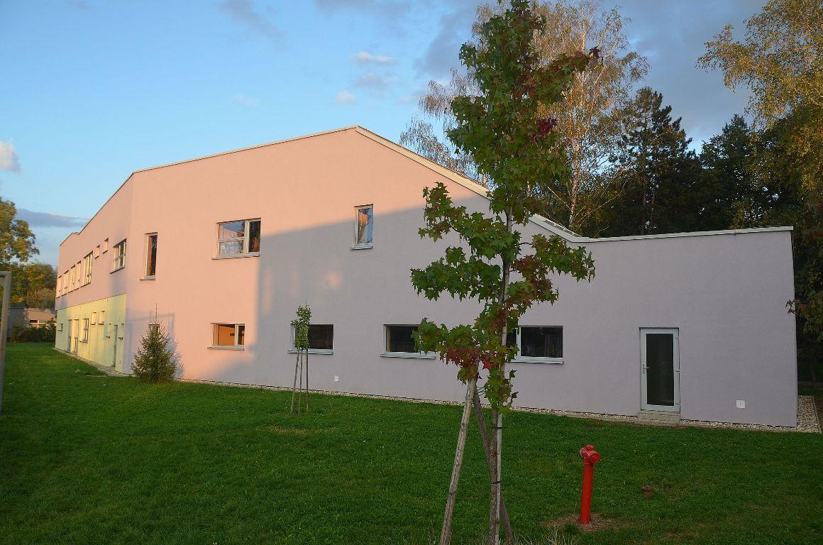 Učebný pavilón ZŠ na Tulipánovej ul. v Nitre 1