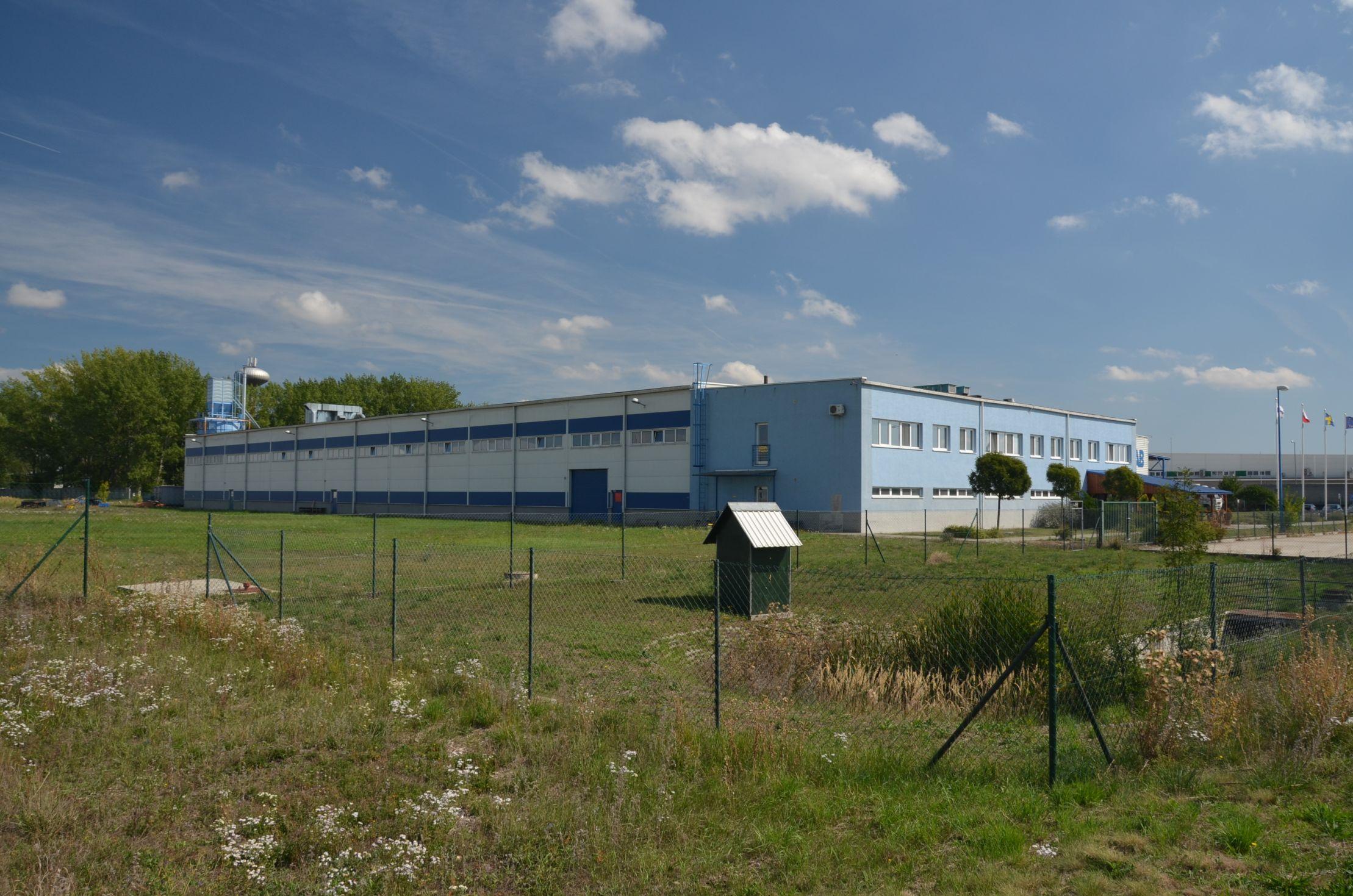 Závod NEFAB Packaging Slovakia s.r.o. 2